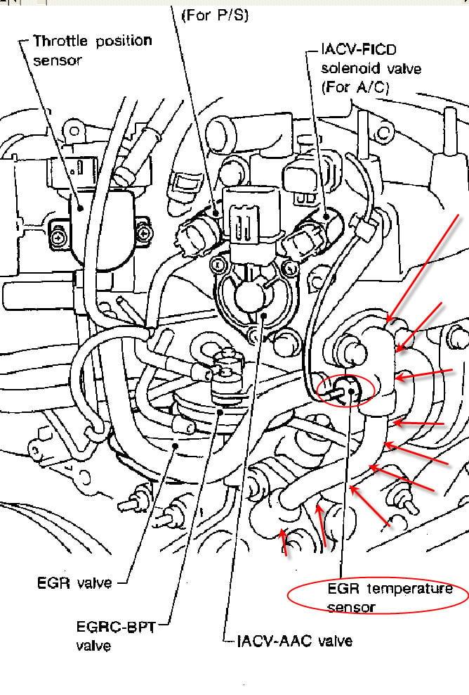 98 nissan frontier diagram knocking sensor wiring diagram rh 98 tempoturn de