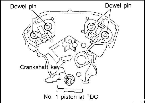 Nissan Camshaft Position Sensor Com