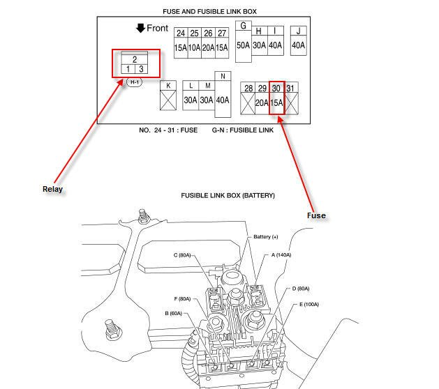 89 nissan 240 wiring diagram with 2011 Nissan Frontier Fuse Box Diagram on Emergflash likewise Chevy Cruze Air Conditioning Wiring Diagrams moreover Nissan Micra Wiring Diagram Free additionally Nissan Z24 Wiring Diagram likewise 89 240sx Stereo Wiring Diagram.