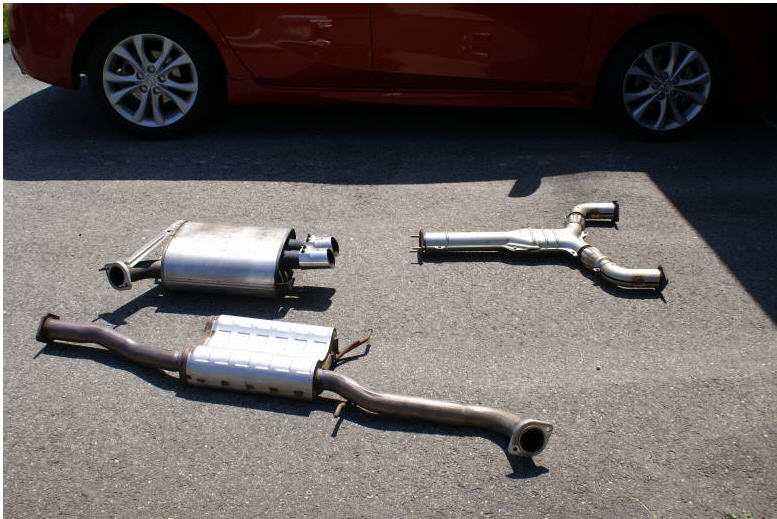 Full Size Image: 2005 Infiniti G35 Exhaust At Woreks.co