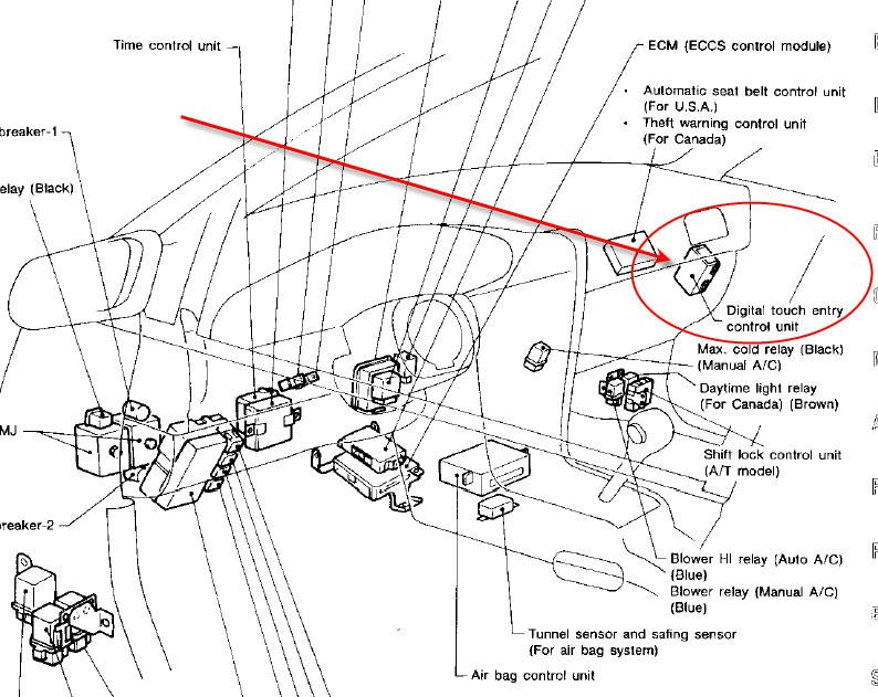 2013 Jeep Wrangler Air Conditioner Wiring Diagram likewise Toyota Corolla Fuse Box additionally 532571 Rear Creaking Noise Replaced Sway Bar Bushings Still There 2 furthermore 94 Toyota 4runner Fuse Box in addition 6j4ah Nissan Datsun Maxima Gxe 1994 Nissan Maxium. on 2002 toyota camry wiring diagram