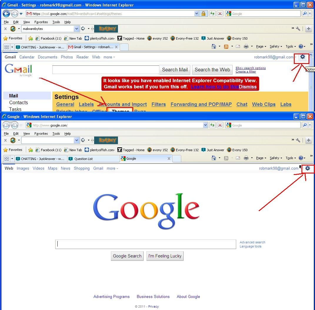 Why Does My Google Page Look Different?