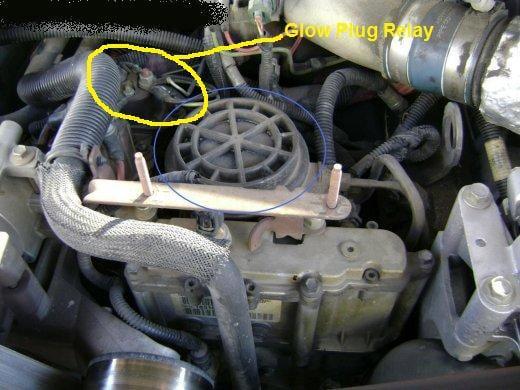 2002 Ford F350 Door Ajar Module