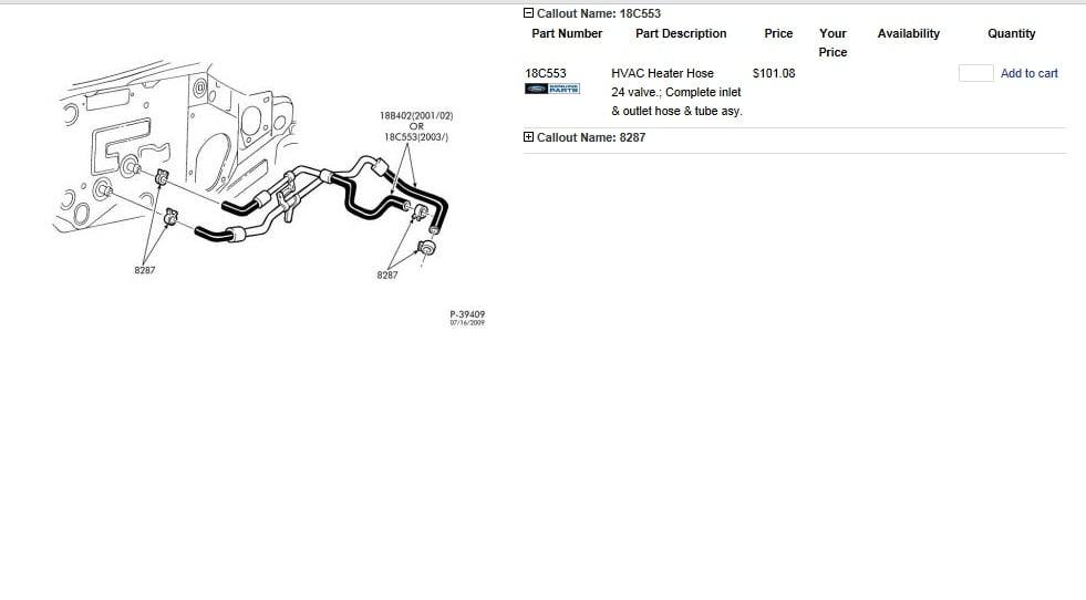 27 2002 Ford Taurus Coolant System Diagram