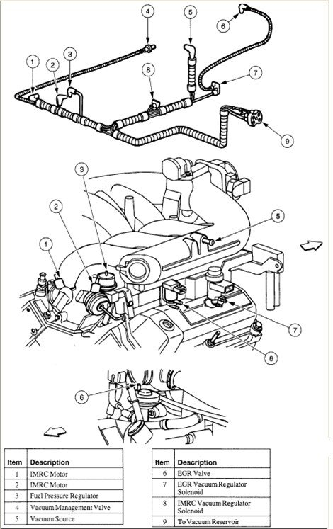 98 ford f150 vacuum diagram  ford  auto parts catalog and