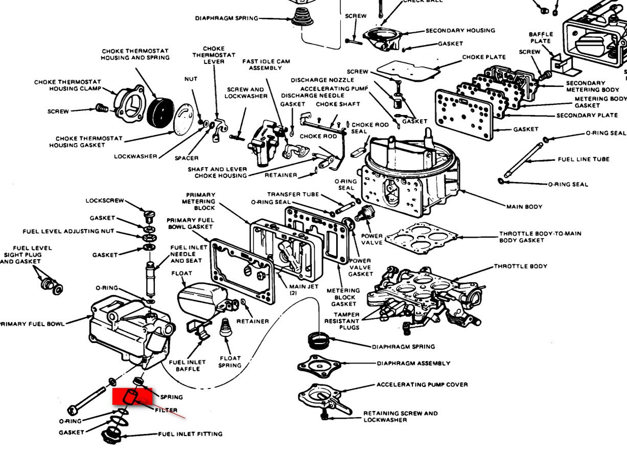 1984 ford f250 removal diagram