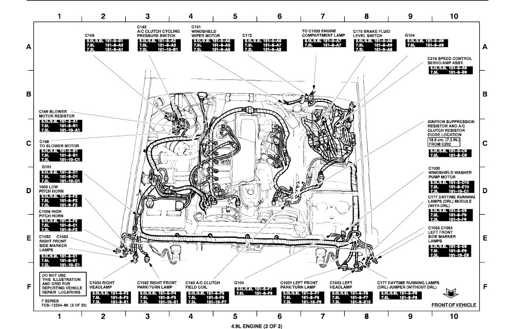 Ford F150 Code Po411secondary Air Injection System Incorrect Flow. Here Are Some Diagrams To Assist You With Location. Ford. Secondary Air Valve 1996 Ford F 150 Emission System Diagram At Scoala.co