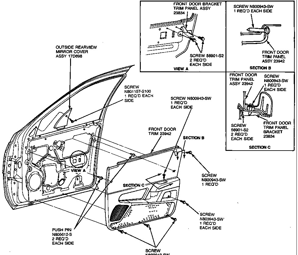 2010 mercury grand marquis wiring diagrams