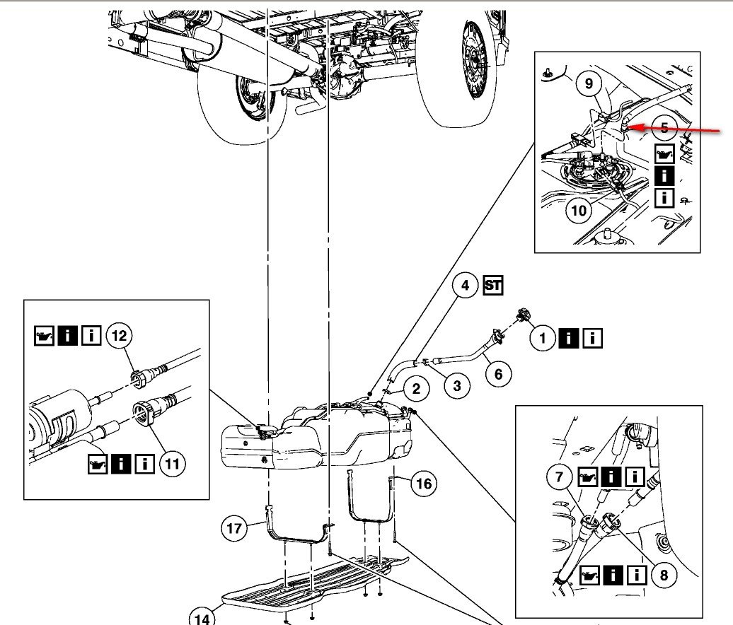 92 F150 Fuel System Diagram