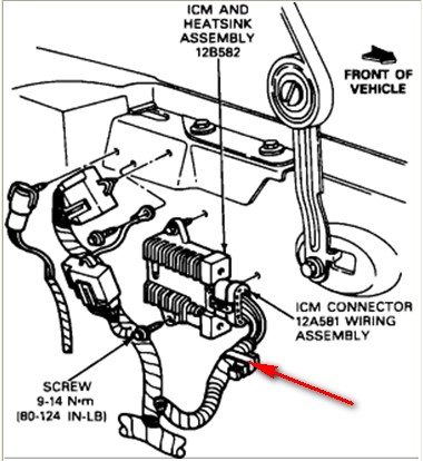 1997 Ford 460 Engine Diagram