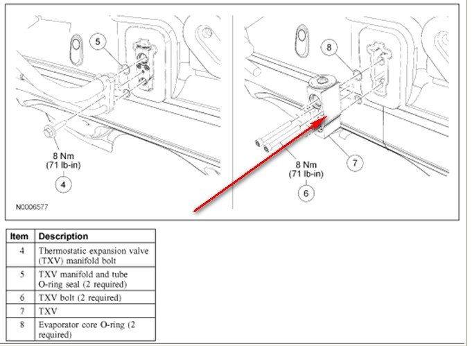 2006 Ford F150 Expansion Valve Location Wiring Diagrams Image Free Rhgmaili: Ford Expedition Expansion Valve Location At Gmaili.net