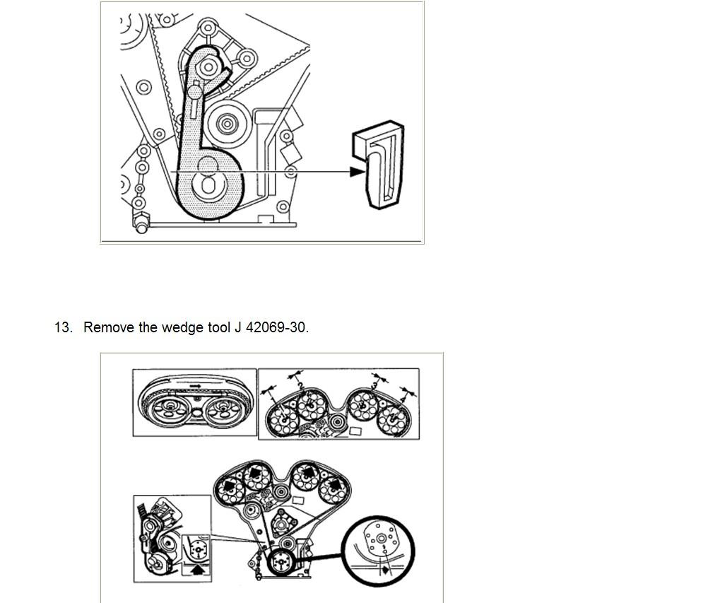 2002 Saturn Vue Timing Chain Repair Manual: My 2002 Saturn Vue, 3.0 V6, Is Leaking Water. It Appears