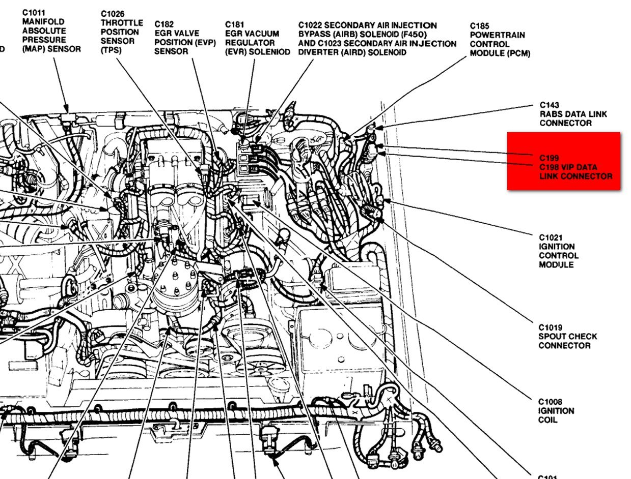 1997 ford f 250 engine diagram 1997 ford f 250 wiring diagram