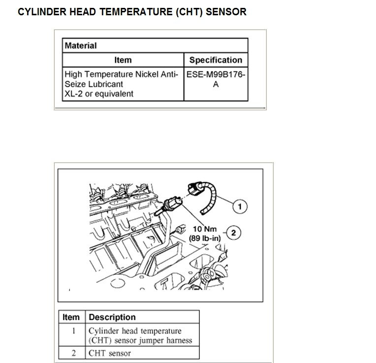 Where is the coolant temperature sensor on my 2005 Ford F150 XLT ...