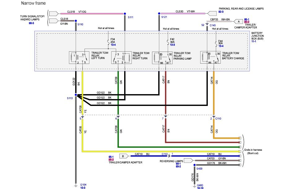 ford electric brake wiring diagram 2008 ford f350 super duty diesel is there a wiring diagram for the  2008 ford f350 super duty diesel is