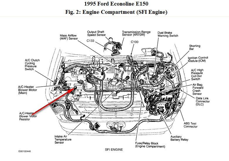 F150 Heater Control Valve Location V6 Com