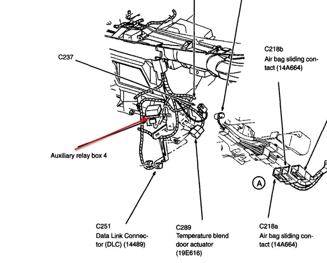 1997 ford expedition turn signal wiring diagram  u2022 wiring