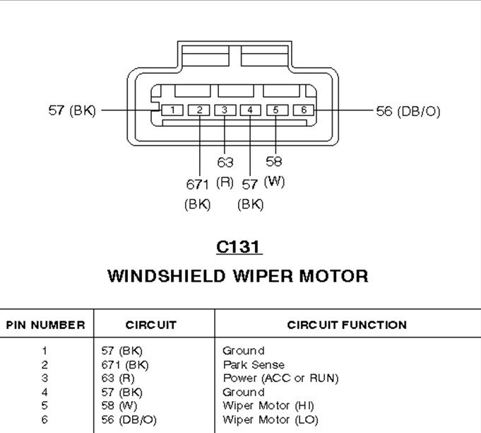 1995 ford ranger wiper motor wiring diagram residential electrical rh bookmyad co