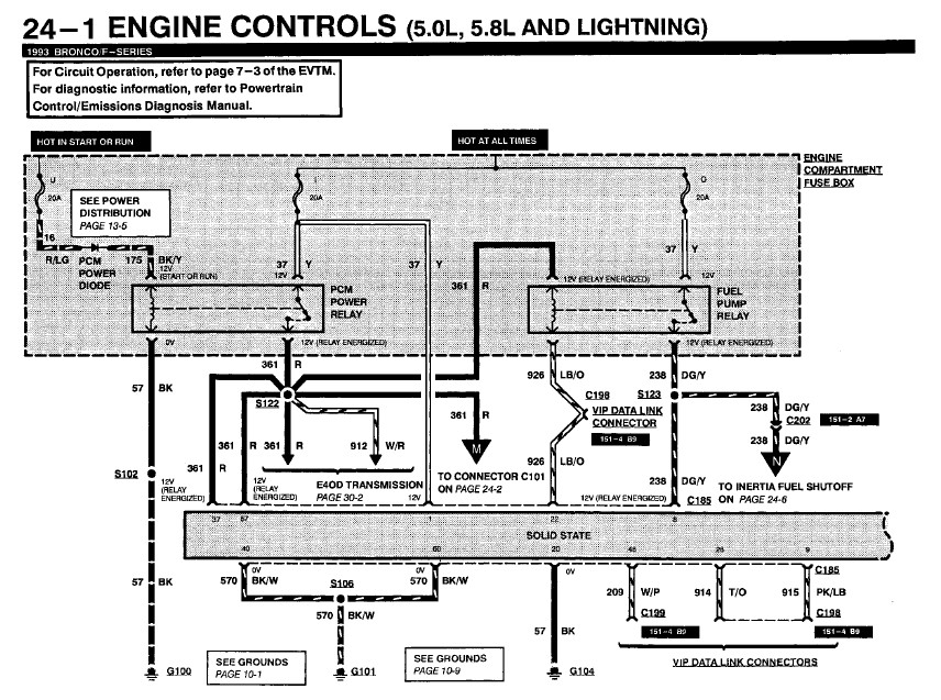 1990 ford f 150 fuel pump wiring diagram