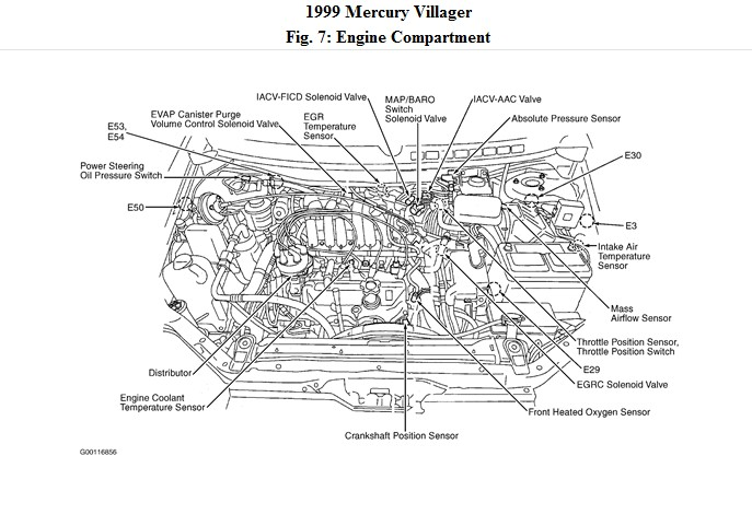 96 mercury mystique engine diagram mazda protege engine
