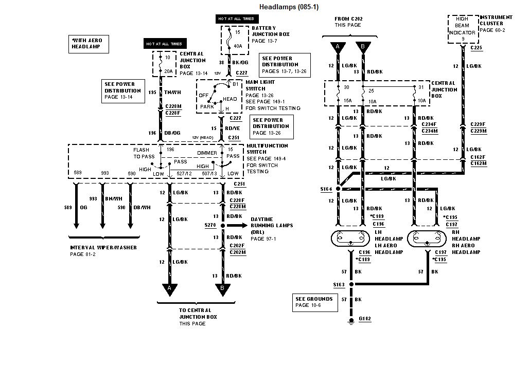 2000 ford e250 wiring diagram 2000 ford e250 fuse diagram