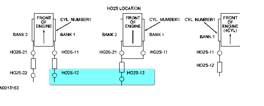I Have A 2002 Ford Escape 30 V6 Dohc Engine Check Light Rhjustanswer: Ford Bank 1 Sensor 2 Location At Gmaili.net
