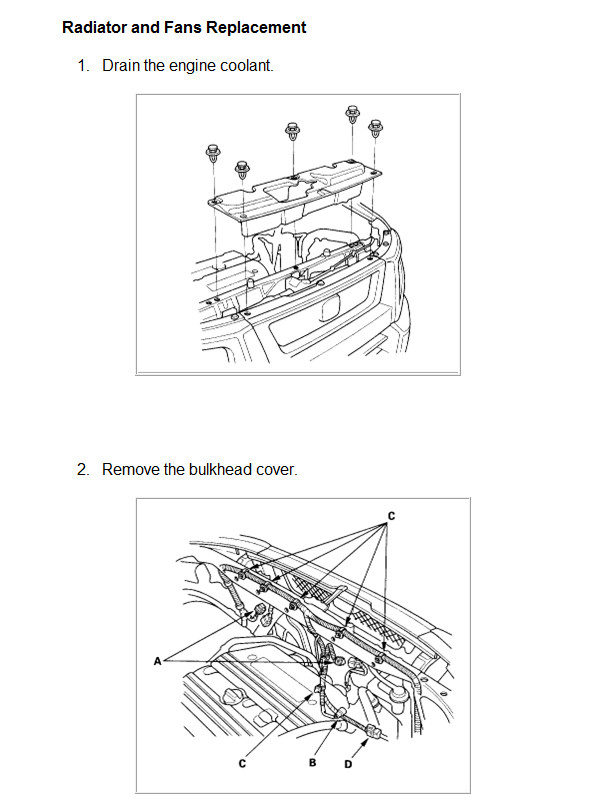 How Did Radiator Plants Become The Best: How Do You Replace A Radiator In A 2003 Honda Element