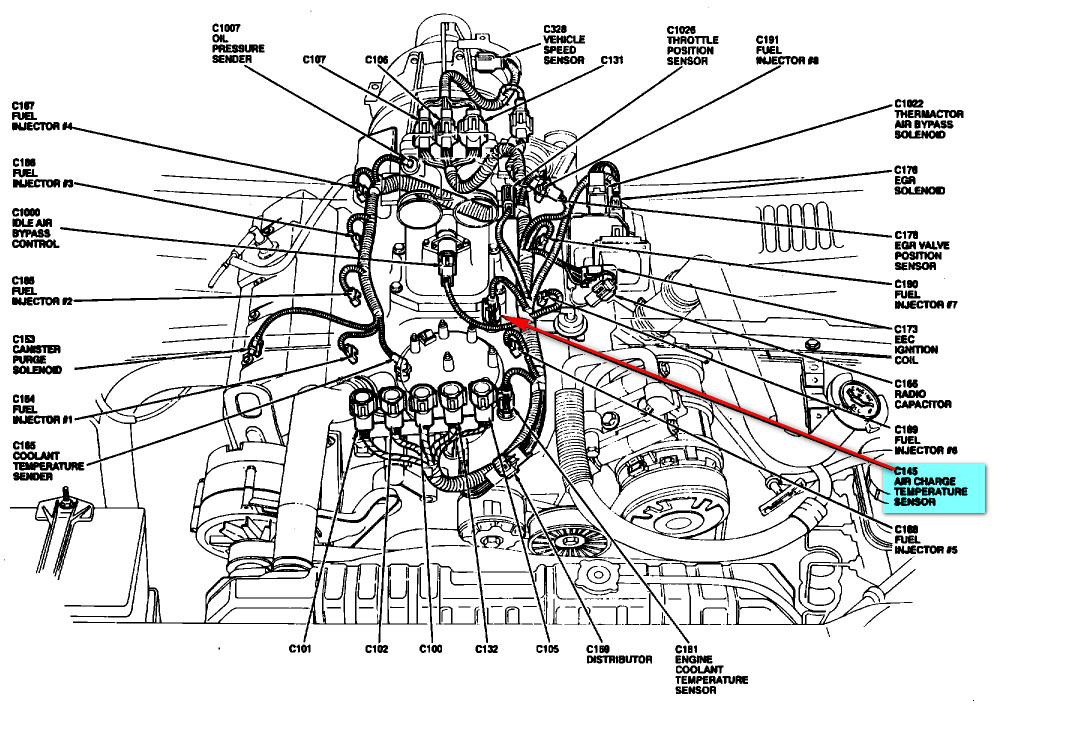 ford econoline 460 engine diagram  u2022 wiring diagram for free
