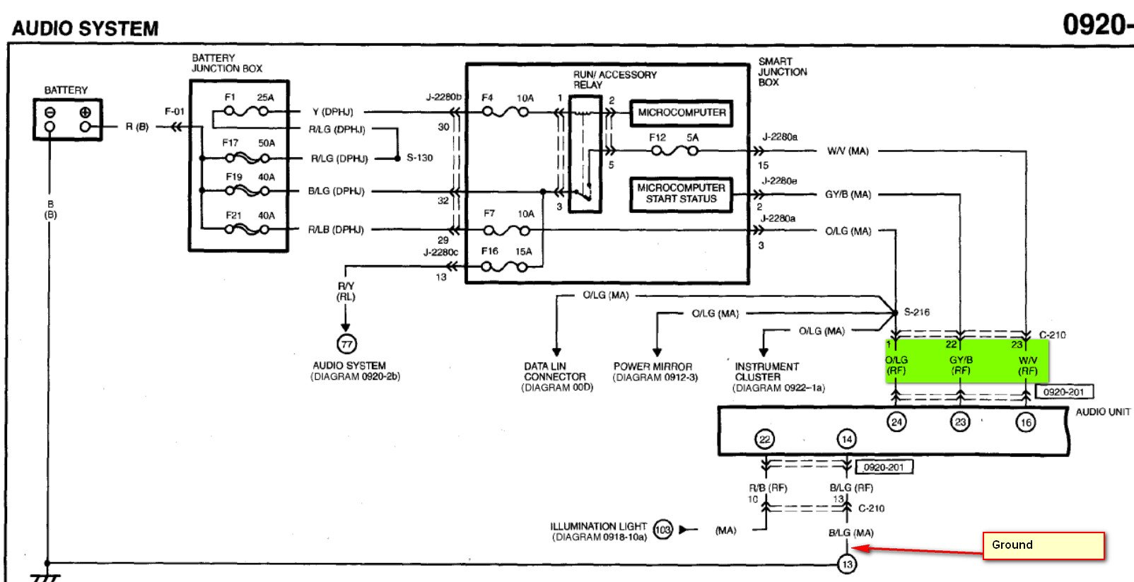 2012 03 10_194124_a1 i recently disconnected my radio in my mazda tribute 2005 and 2001 mazda tribute radio wiring diagram at mifinder.co