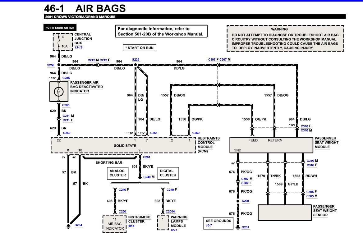 Airbag Wiring Diagram Data 2009 Dodge