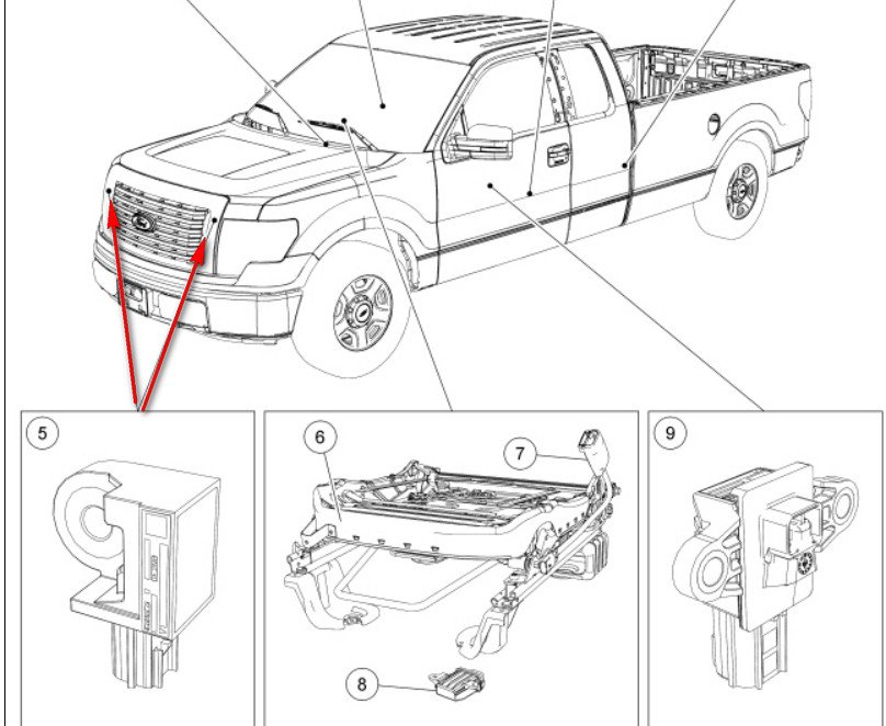 Identificando Un Sensor De Oxigeno Malo together with F150 Headlight Faq Walkthrough Draft as well Ford 20Freestar as well 2cl30 Wqould Know Precise Location Upstream as well 220636 02 Sensor Question. on ford f 150 o2 sensor location
