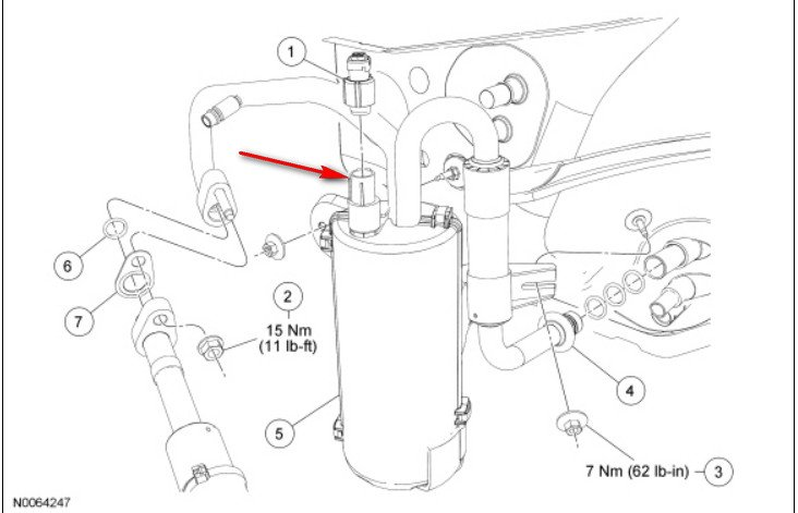 6sl4x Ford F250 Superduty Pickup 4x4 Ac Compressor Kicks on 2000 Ford F 250 Wiring Diagram