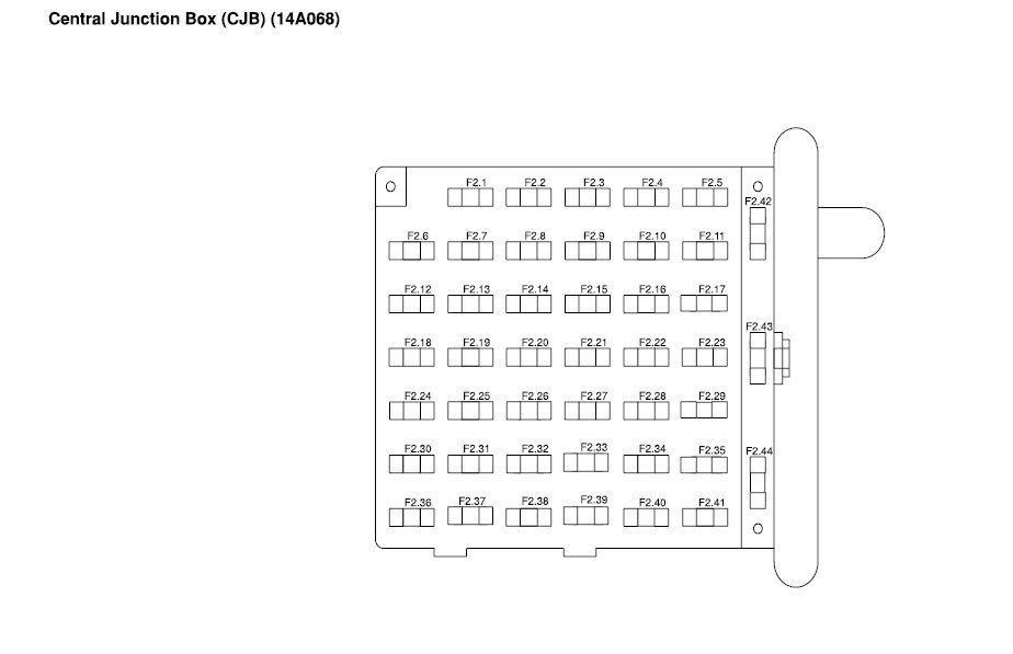 Diagram  Ford E350 6 0 Fuse Full Version Hd Quality Box