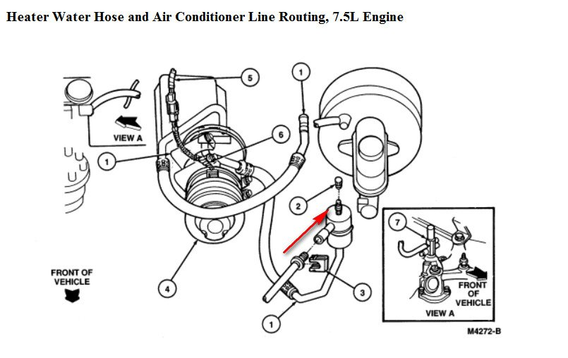 ford e 350 battery location
