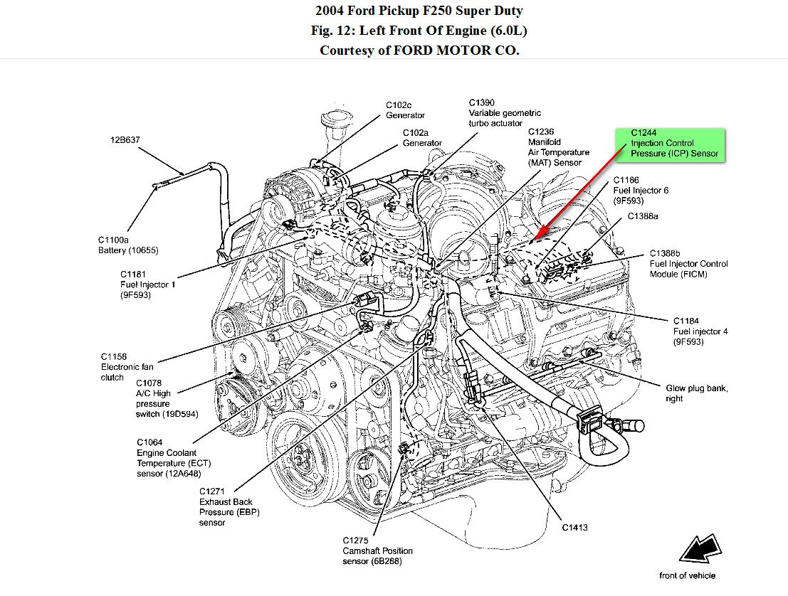 f250 electrical diagram