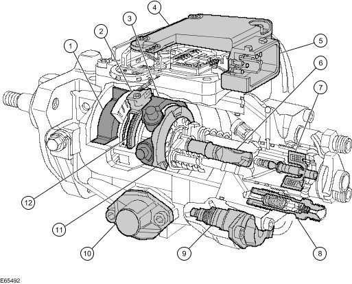 Ford Focus Duratec Engine Diagram
