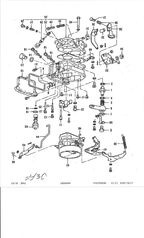 I Have A Komatsu Forklift Mdl Fg30