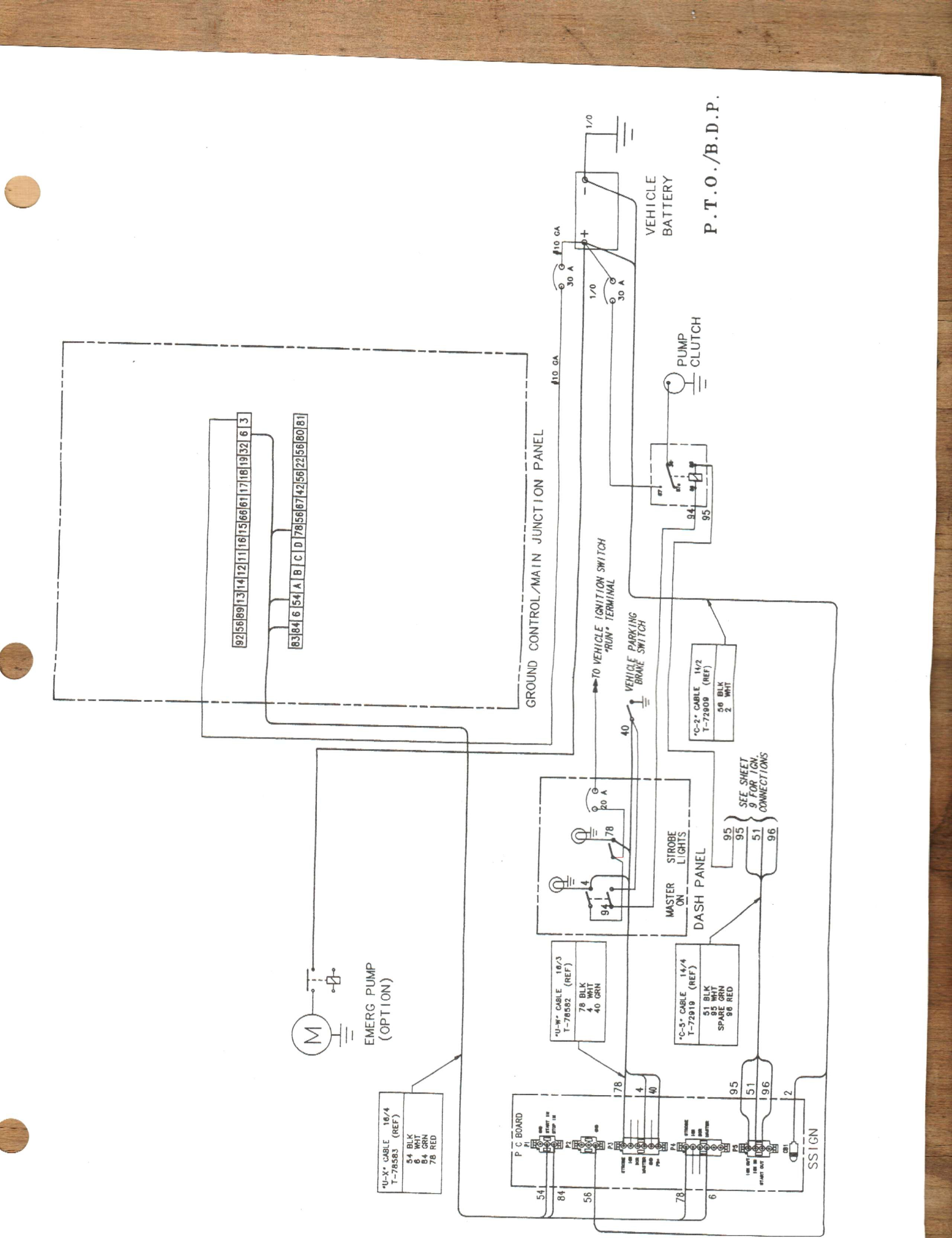 Altec Ta60 Wiring Diagram Library Trane Diagrams Model Twe Telsta Bucket Truck Product U2022 Controls