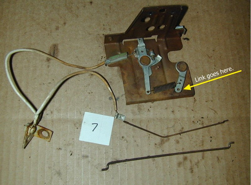 I have an older Tecumseh 8 hp H80 engine. I disturbed the ...