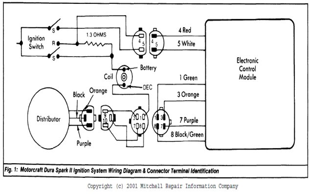 Ford Hei Distributor Wiring Diagram from ww2.justanswer.com