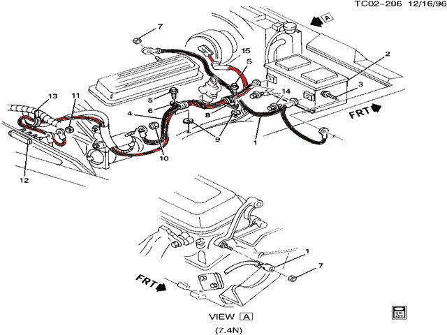 3n9az 2sx41f2 Need Installation Instructions Battery Cab on 2003 chevy 2500 fuse box diagram