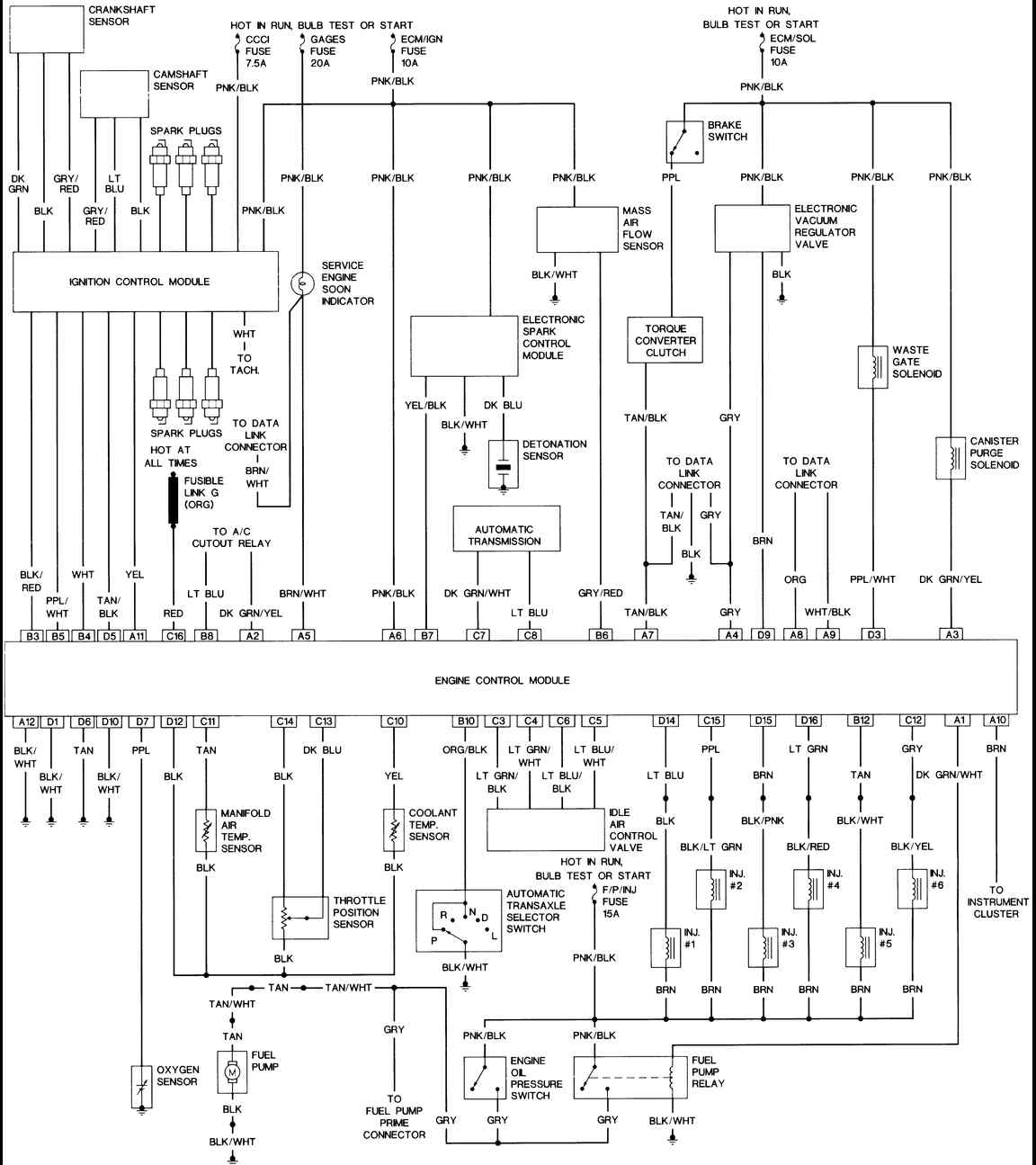 2010 08 09_144558_1987_Buick_Regal_Engine_control_wiring_V6_turbo buick wiring diagram turbo wiring diagrams instruction 1999 Buick Century Wiring-Diagram at panicattacktreatment.co