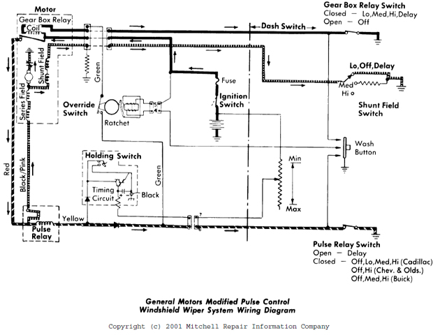 cadillac deville wiring diagram dash i have a 78 deville and my washer pump was not working. i ...