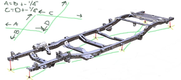 Attractive How To Tell If Your Car Frame Is Bent Model - Frames ...