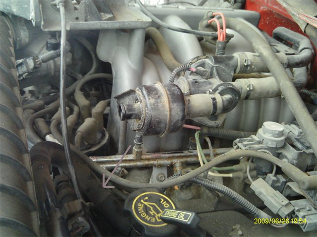 I Have Problems With A 96 Ford F250 With A 5 8l Motor  It