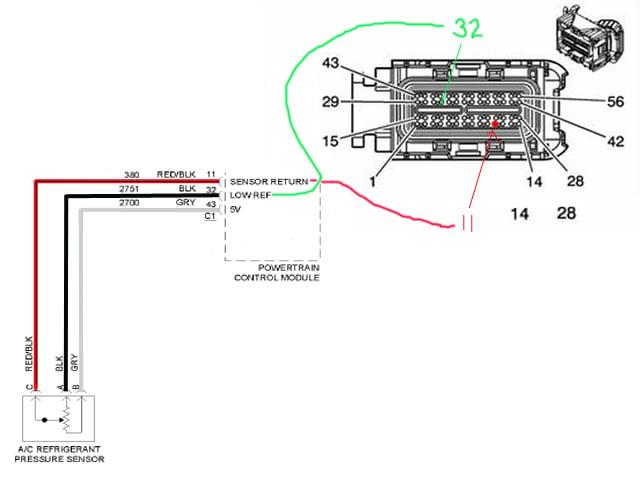 Cadillac Deville Pkey Wiring Diagram on