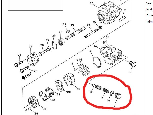 2000 Gmc C6500 Truck Power Steering Assembly Schematic Needed