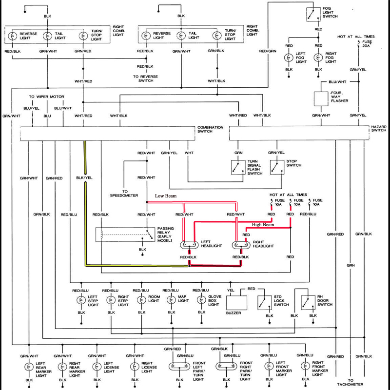 Diagram 1973 Nissan 240z Wiring Diagram Full Version Hd Quality Wiring Diagram Pindiagram18 Japanfest It