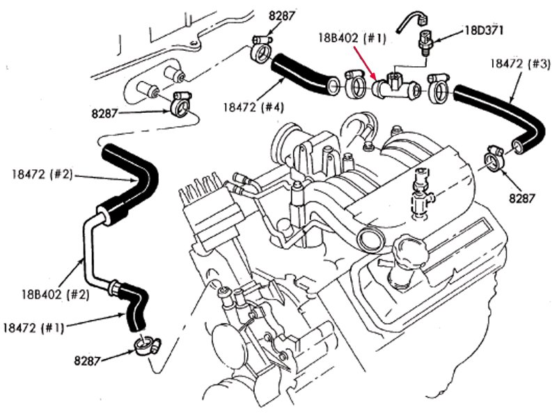 2006 lincoln navigator engine diagram