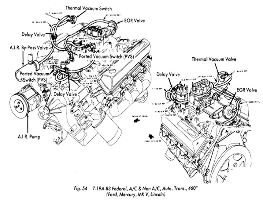 6tprw Lincoln Mark 1977 1977 Lincoln Contintntal Mark on 2012 Dodge Charger Parts Diagram